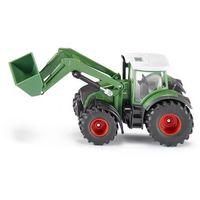Traktory dla dzieci, Zabawka SIKU Farmer traktor Fendt z przednią ładowarką
