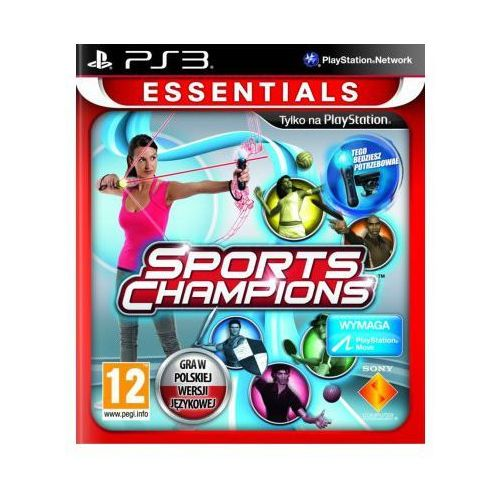 Gry na PS3, Sports Champions (PS3)