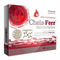 Witaminy i minerały, OLIMP Chela-ferr bio-complex