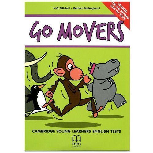Książki do nauki języka, Go Movers SB + CD MM PUBLICATIONS (opr. broszurowa)