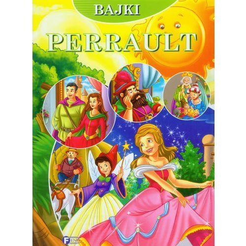 Książki dla dzieci, Bajki. Perrault. (opr. twarda)