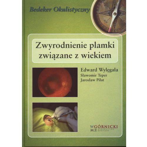 Książki medyczne, Zwyrodnienie plamki związane z wiekiem (opr. twarda)