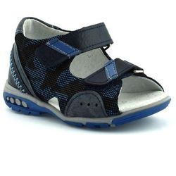 Sandały dla dzieci Kornecki 06167 - Granatowy