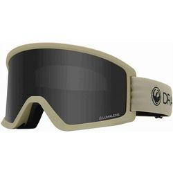 gogle snowboardowe DRAGON - Dr Dx3 Otg Base Taupe Lldksmk (272)