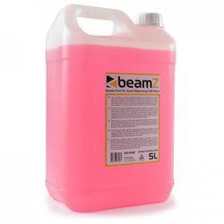 Beamz Płyn do wytwarzania mgły 5l efekt CO2 rozowy