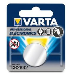 Bateria VARTA Electronics Lithium CR2032