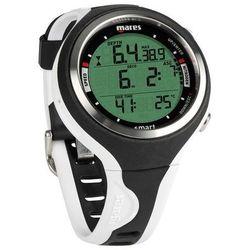 Zegarek sportowy MARES 414129 Biało-czarny