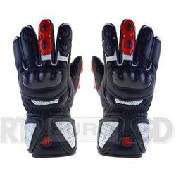 GLOVII GDBL Ogrzewane rękawice motocyklowe L (czarny)