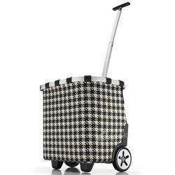Wózek na zakupy Reisenthel Carrycruiser Fifties Black (ROE7028)