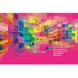 Blok techniczny KRESKA Premium A5 15k. - kolor