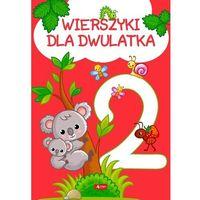 Książki dla dzieci, Wierszyki dla dwulatka (opr. twarda)
