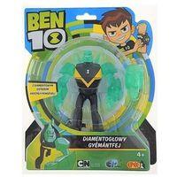 Figurki i postacie, Ben 10 Figurka podstawowa 13 cm Diamentogłowy - Epee