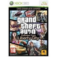 Gry na Xbox 360, GTA Episodes from Liberty City (Xbox 360)