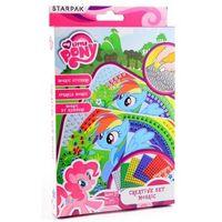 Kreatywne dla dzieci, Zestaw kreatywny mozaika My Little Pony