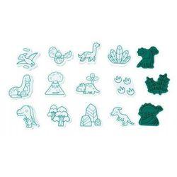 Zestaw kreatywny Stempelki Dinozaury Janod