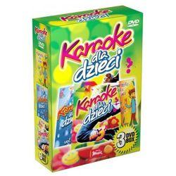 Karaoke dla dzieci – (3 płyty DVD)
