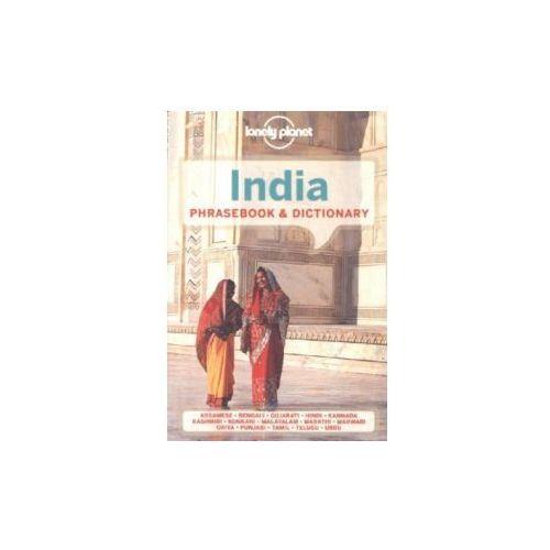 Przewodniki turystyczne, India Phrasebook