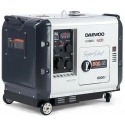 Agregat prądotwórczy DAEWOO DDAE 9000SSE 6,3kW diesel wyciszony