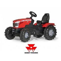 Rolly toys rollyfarmtrac massey ferguson traktor na pedały 3-8 lat