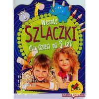 Książki dla dzieci, Wesołe szlaczki dla dzieci od 5 lat (opr. broszurowa)