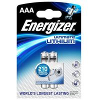 Baterie, Bateria ENERGIZER Ultimate Lithium AAA L92/2 szt.