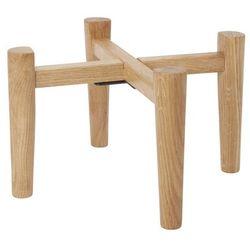 Stojak drewniany GoodHome 19 cm