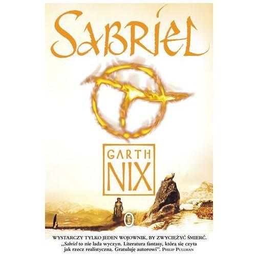 Książki fantasy i science fiction, Sabriel - Dostępne od: 2014-11-20 (opr. miękka)