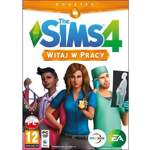 Gry na PC, The Sims 4 Witaj w Pracy (PC)