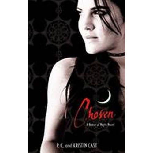 Książki do nauki języka, Chosen House of Night 3 (opr. miękka)
