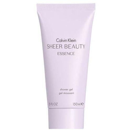 Żele pod prysznic, Calvin Klein Sheer Beauty Essence żel pod prysznic 150ml + Próbka Gratis!