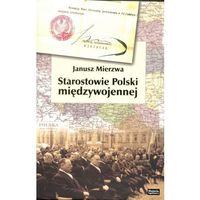 Historia, Starostowie Polski Międzywojennej (opr. twarda)