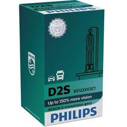 Żarówka samochodowa ksenonowa Philips XENON X-TREMEVISION 85122XV2C1 D2S PK32d-2/35W/85V