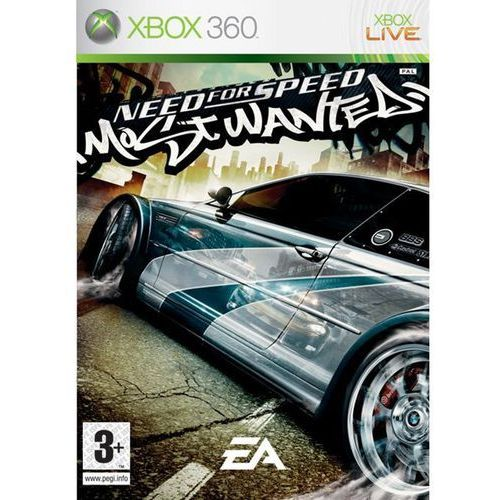 Gry na Xbox 360, Need for Speed Most Wanted (Xbox 360)