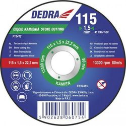 Tarcza DEDRA F13412 DARMOWY TRANSPORT