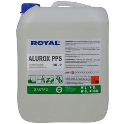 Płyn do mycia i dezynfekcji podłóg i ścian Alurox PPS 5 l Środki czystości dla przemysłu spożywczego