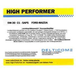 High Performer 5W-30 SAPS C1 Ford+Mazda+Volvo 20 Litr Kanister
