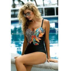 Kostium kąpielowy damski jednoczęściowy SELF S8030PR20 mix