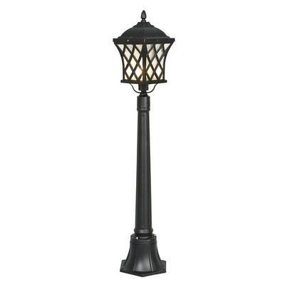 Lampa Stojąca Nowodvorski Tay 5294 I Zewnętrzna 1x60w E27 Ip23 Czarna Rabatujemy Do 20 Każde Zamówienie 5903139529495
