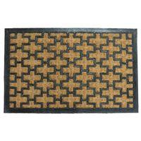 Wycieraczki, Wycieraczka Colours 40 x 60 cm włókno kokosowe/guma