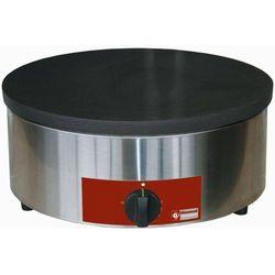 Naleśnikarka elektryczna | 1 płyta | ø400x(H)200mm | 3600W