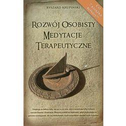 ROZWÓJ OSOBISTY MEDYTACJE TERAPEUTYCZNE (oprawa miękka) (Książka) (opr. broszurowa)