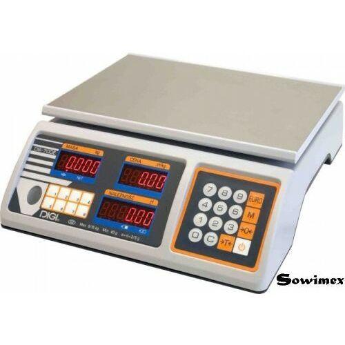 Wagi sklepowe, WAGA DS-700 raty, serw24h