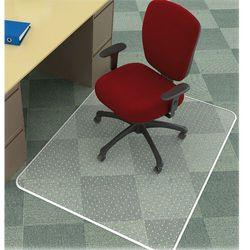 Mata pod krzesło Q-CONNECT, na dywany, 122x91,4cm, prostokątna