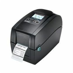 Biurkowa drukarka kodów kreskowych Godex RT200i
