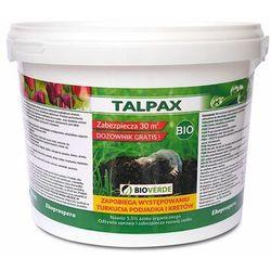 Środek na turkucie, krety, nornice, ziemiórki, nicienie Talpax 1,2kg