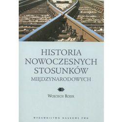 Historia nowoczesnych stosunków międzynarodowych (opr. kartonowa)