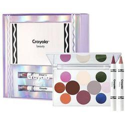 Crayola party box warm glamour - zestaw do makijażu