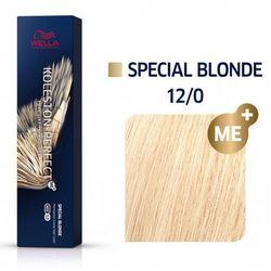 Wella Koleston Perfect ME+   Trwała farba do włosów 12/0 60ml