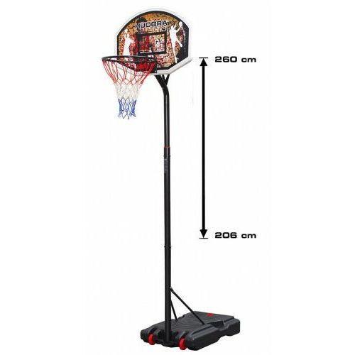 Koszykówka, CHICAGO kosz mobilny zestaw do koszykówki HUDORA