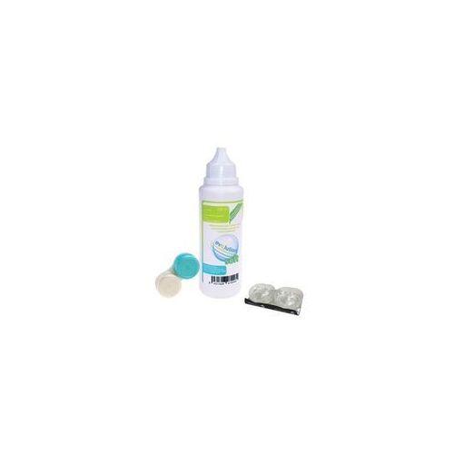 Soczewki kontaktowe, Zestaw startowy evO2lution: 2 soczewki + płyn + pojemniczek